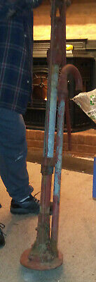 FE Myers Antique Water Hand Pump 8