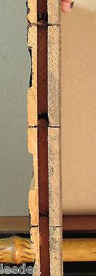 "Hundred 9"" Square Oak Parquet Tongue & Groove Vintage Architectural Salvage 4"