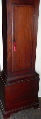 "Antique ""  Automation  Swan  ""  Exeter  Grandfather / Longcase Clock 7"