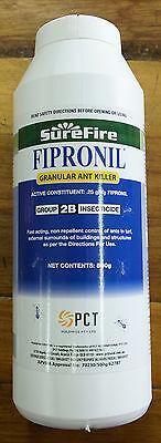 Fipronil Granular Ant Killer Insect Poison 500g Non Repellent Professional