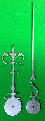 Antique clock hands from original design (Early Longcase) LC23 *Made in England* 3