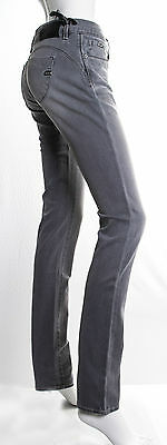 Jeans Gas Donna Beautiful Body Fit  Slim Superstretch Grigio Invecchiato 4