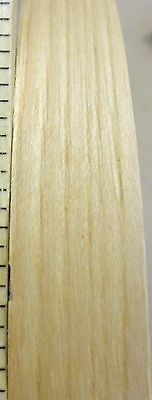 "Hickory Pecan wood veneer edgebanding 7//16/"" x 108/"" preglued hot melt adhesive"