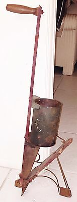 Antique American Standard Corn Seed Planting Tool Planter 3 • CAD $220.50