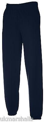 Fruit Of The Loom Adult Jog Pants Tracksuit Bottoms Joggers Sweatpants 64026 4