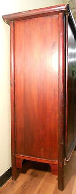 """Antique Chinese Ming """"MianTiao"""" Cabinet (5021), Circa 1800-1849 9"""