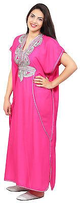 Moroccan Caftan Women kaftan Arabian Beach Dress Fancy Abaya Middle East Africa 5