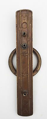 Arts&Crafts Mission Antique Hardware Cabinet Drawer Pull Vintage Trunk Handles 5