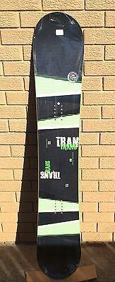 Trans CF (163cm) Boarder-X C1 Snowboard