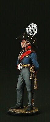 Rus King Collectible Tin Soldier 54 mm Tsar Ivan the Terrible Livonian War