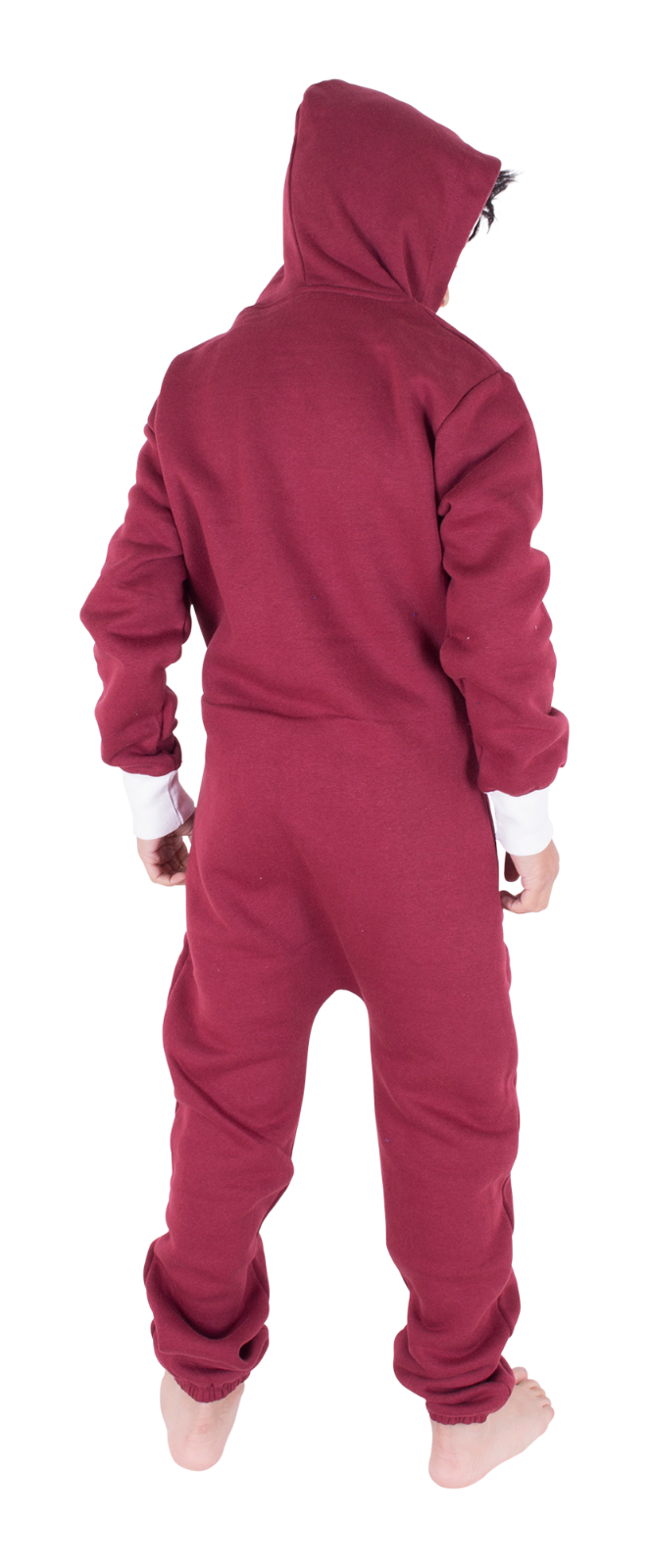 Kids Boys Girls Plain Hooded 1Onesie All in one Jumpsuit Playsuit Sizes 7-13 YRS 12