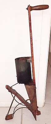 Antique American Standard Corn Seed Planting Tool Planter 2 • CAD $220.50