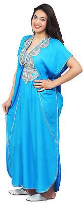 Moroccan Caftan Women kaftan Arabian Beach Dress Fancy Abaya Middle East Cheap 3