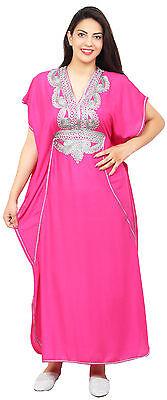 Moroccan Caftan Women kaftan Arabian Beach Dress Fancy Abaya Middle East Africa 6