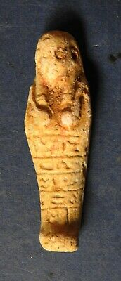Collection Of Five Ancient Egyptian Miniature Shabti (2) 3
