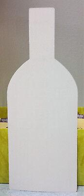 BOTTLE SHOCK Film Movie Promotion Wine Bottle Shape Card Promo Showcard - MINT
