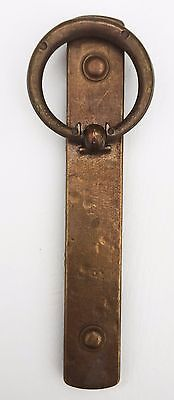 Arts&Crafts Mission Antique Hardware Cabinet Drawer Pull Vintage Trunk Handles 4