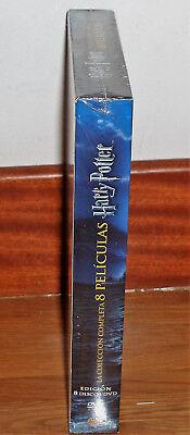 Harry Potter La Coleccion Completa 8 Dvd Precintado Nuevo Fantasia (Sin Abrir) 6