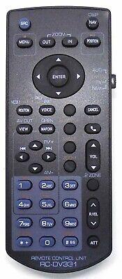 Replacement AUDIO/DVD/TV/NAV Remote For KENWOOD KNA-RCDV331 DDX516 KVT516 DDX616 2