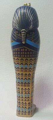 TUTANKHAMUN Detailed Reproduction Canopic Coffinette 5