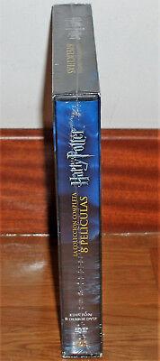 Harry Potter La Coleccion Completa 8 Dvd Precintado Nuevo Fantasia (Sin Abrir) 5
