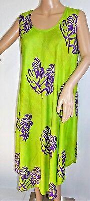 Jessica Taylor Women Plus Size 2x 3x Dashiki African Summer Work Dress Red
