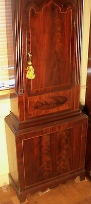 "Antique Mahogany "" Tamsworth"" Automation Zodiac Longcase / Grandfather Clock 3"