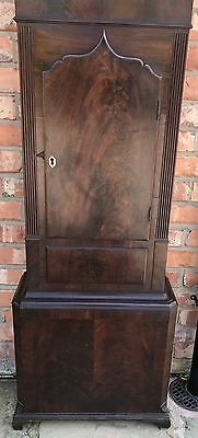 Mahogany Wignall Of Ormskirk 8 Day Grandfather Clock 4