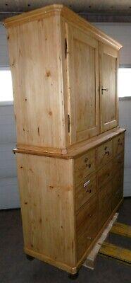 apotheken aufsatz schrank a apotheke alt antik apotheker schubladen massiv möbel 3