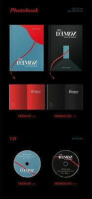 DAY6 - The Book of Us : The Demon CD+Pre-Order Benefit+Poster+Gift+Tracking no. 4