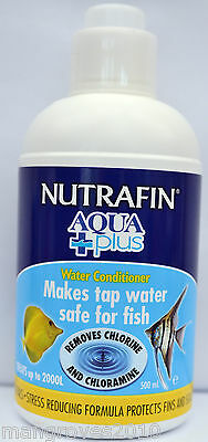 Hagen Nutrafin Aqua Plus 500ml Water Conditioner 2
