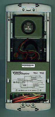 """Zweifamilien Video Türsprechanlage Gegensprechanlage Unterputz mit 2 Monitore7"""" 8"""