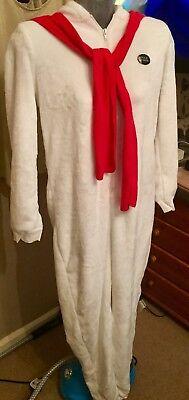 BNWT Snowman All-In-One Onezzie-Size 8-Fancy Dress Olaf Frozen Costume 4