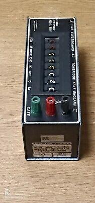 Time Electronics Ltd 8000 Tonbridge 3