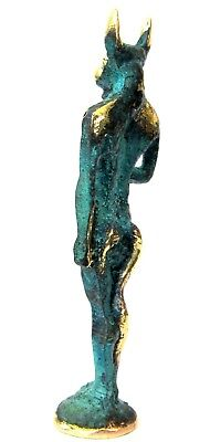 Statue The Minotaur Bronze Ancient Greek Museum Replica  Collectable 260 5