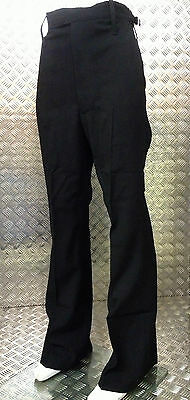 British Royal Navy Rn Class Ii Black Flared Bell Bottom Sailors Trouser Clothing, Shoes & Accessories