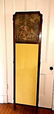 Antique ENGLISH Room Divider SCREEN ~1890s 7