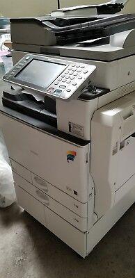 Ricoh Aficio MP C4502 Color Laser Multifunction Printer