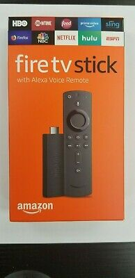 Amazon Fire TV Stick 2019 w/New Gen Alexa Remote - $31.73 each for Qty Purchases 4