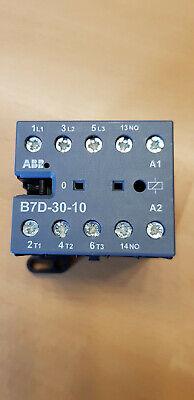 ABB B7D-30-10 Leistungsschütz NEU Spule 24VDC 3S+1Hs Preisvorschlag