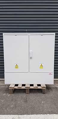 GRP Electric Enclosure, Kiosk, Cabinet, Meter Box, Housing(W1060, H1064, D320)mm 4