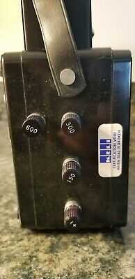 Weston Voltage Meter Model 433 Kimball Electronic Lab, Inc. in Metal Case 5