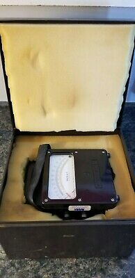 Weston Voltage Meter Model 433 Kimball Electronic Lab, Inc. in Metal Case 3