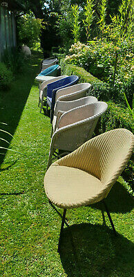 Kitsch mid century pair barrel chairs antique retro Part of collection for sale 9