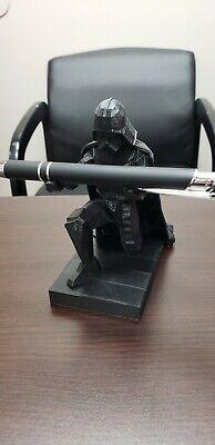 3D Printed Darth Vader Pen Holder - Custom Made Office Accessories 5