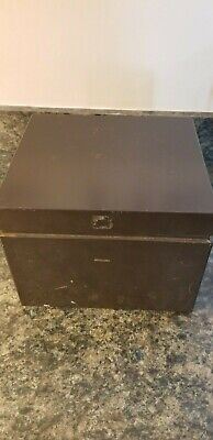 Weston Voltage Meter Model 433 Kimball Electronic Lab, Inc. in Metal Case 2