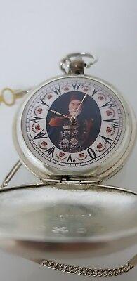 Antique Bronze Grandwizer Ahmet Muhtar Pasha Le Roy a Paris 25Rubis Pocket Watch 11
