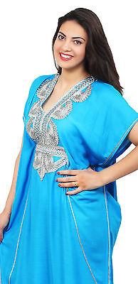 Moroccan Caftan Women kaftan Arabian Beach Dress Fancy Abaya Middle East Cheap 5