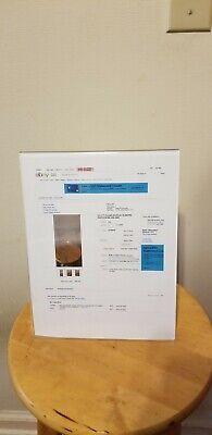 8.5 x 11 CLEAR ACRYLIC SLANTED PHOTO/SIGN HOLDER 2