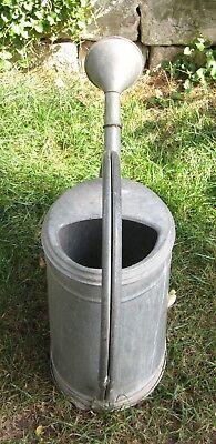 Gießkanne Giesskanne Gärtnerkanne (Blech verzinkt ; ca. 9-10 Liter) Watering Can 3